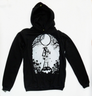 SALLY AND JACK HOODIE