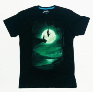 THE GIRL IN MY HEAD T-SHIRT