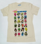 SUPER VILLAINS T-SHIRT